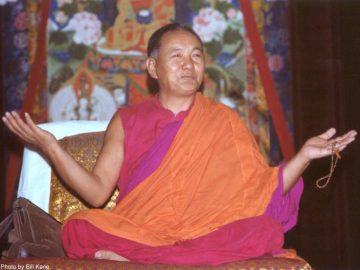 Lama Thubten Yeshe Rinpoche 2