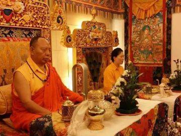 Yeshe Sangpo Rinpoche